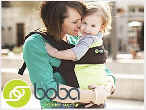 Эрго-рюкзаки и слинги Boba Family