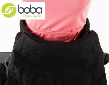 Ношение новорожденного Boba